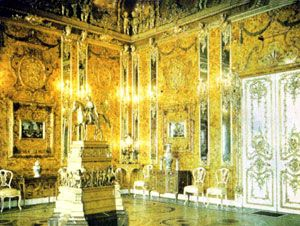 Amber Room - The Authentic Story of a lost art work